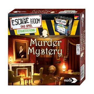 Escape Room Spiel-Erweiterung - Murder Mystery Murder Mystery: Ein neues Abenteuer für Ihr Escape Room Spiel.