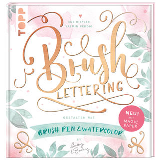 Buch - Brush Lettering