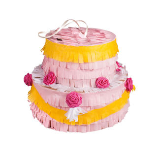 Pinata - Fancy Cake Piñata – ein absolutes Must-have einer jeden Party.