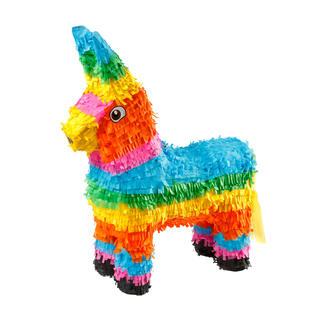Pinata - Esel Piñata – ein absolutes Must-have einer jeden Party.