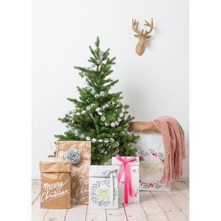 Paperbags – Braun Paperbags – praktische und stylishe Homestyle-Accessoires.