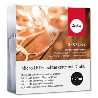 Ideal für individuelle Lichteffekte: Micro-LED-Lichterkette