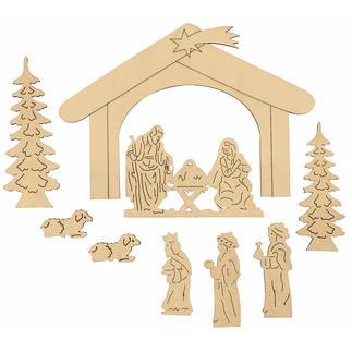 Komplettpackung: Set - Stern über Bethlehem