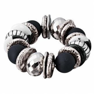 Armband - Las Vegas, Schwarz Trendige Accessoires.