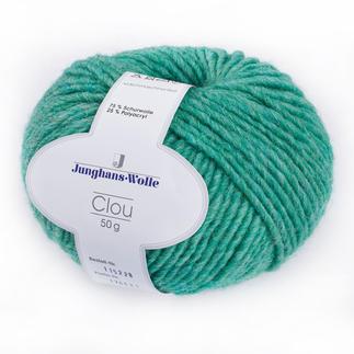 Clou von Junghans-Wolle, Grün Clou von Junghans-Wolle