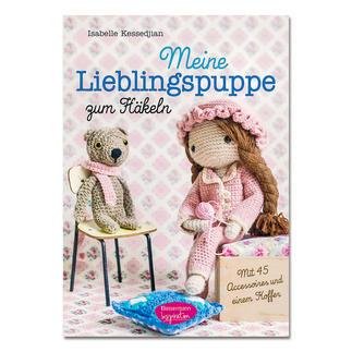Buch - Meine Lieblingspuppe zum Häkeln