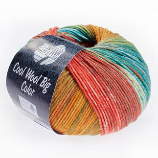 Cool Wool Big Color von Lana Grossa