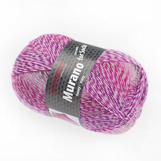 Murano not only for Socks von Austermann®, Pink Murano not only for Socks von Austermann®
