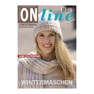 Heft - ONline Stricktrends Wintermaschen Charmant, feminin, bestrickend.