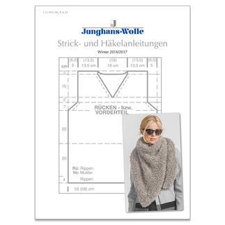 Anleitungsheft WoolDesign Winter 2016/17 Junghans-Wolle Anleitungsheft