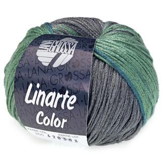 Linarte Color von Lana Grossa - % Angebot %, Schilf-/Moos-/Türkisgrün/Graphitgrau