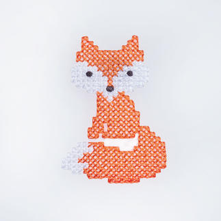 "Stick Applikation - Fuchs Stick Applikation ""Fuchs"""
