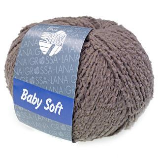 Baby Soft von Lana Grossa - % Angebot %, Graubraun