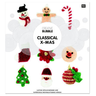 Heft - Creative Bubble, Classical X-Mas