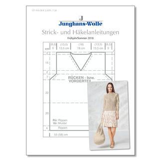 Anleitungsheft WoolDesign Frühjahr/Sommer 2018