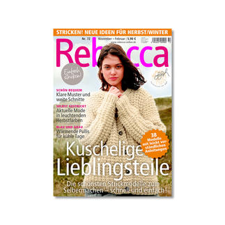 Heft - Rebecca Nr. 72