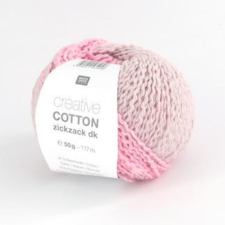 Creative Cotton zickzack dk von Rico Design - % Angebot %