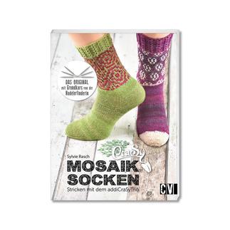 Buch - Socken im CraSy-Strick