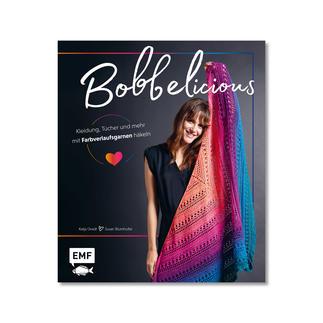 Buch - Bobbelicious Kleidung, Tücher und mehr mit Farbverlaufsgarnen häkeln