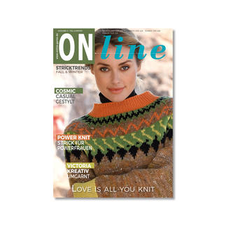 Heft - Online Stricktrend Herbst & Winter Ausgabe 51