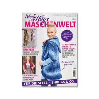 Heft - Woolly Hugs Maschenwelt 3/18