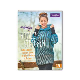 Buch - Woolly Hugs Hoodies stricken