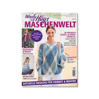 Heft - Woolly Hugs Maschenwelt 4/18