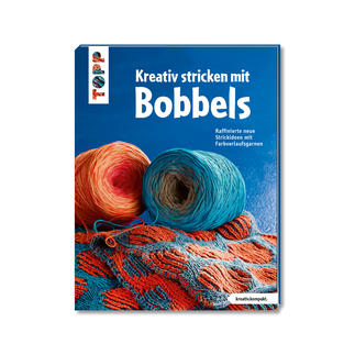 Buch - Kreativ stricken mit Bobbels