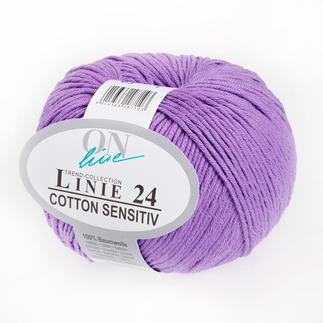 Linie 24 Cotton Sensitiv von ONline Linie 24 Cotton Sensitive von ONline