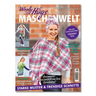 Heft - Woolly Hugs Maschenwelt 1/19