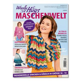 Heft - Woolly Hugs Maschenwelt 02/19