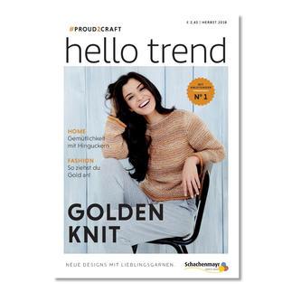 Heft - hello trend Nr. 1