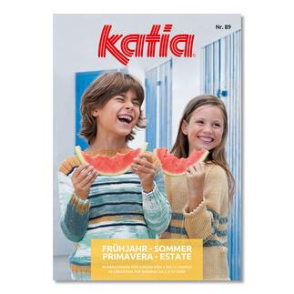 Heft - Katia Kinder Nr. 89