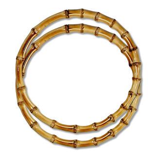 Taschengriffe - Keiko, aus Bambus
