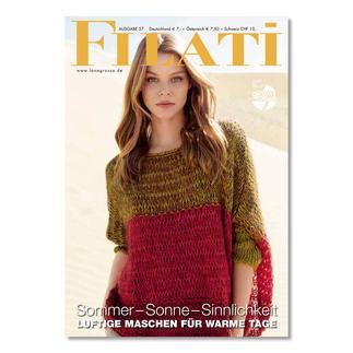 Heft - Filati Journal Nr. 57