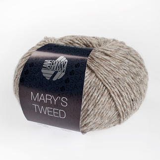 Mary's Tweed von Lana Grossa
