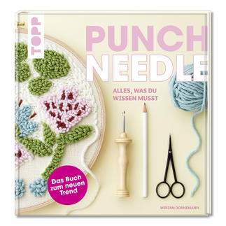Buch - Punch Needle