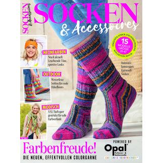 Heft - Socken und Accessoires Socken und Accessoires.