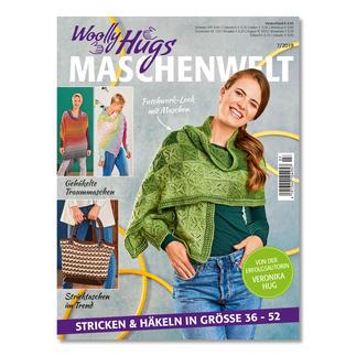 Heft - Woolly Hugs Maschenwelt 07/19