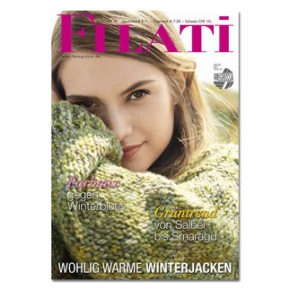 Heft - Filati Journal Nr. 58