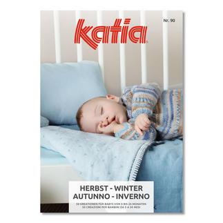 Heft - Katia Baby 90