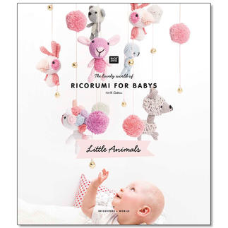 Heft - Ricorumi for Babys - Little Animals