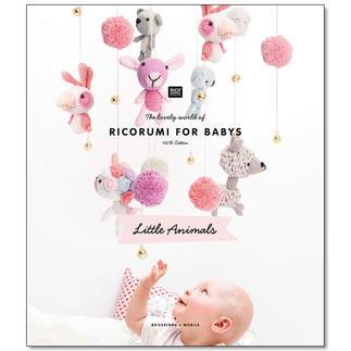 Heft - Ricorumi for Babys - Little Animals