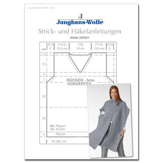 Anleitungsheft WoolDesign Winter 2020