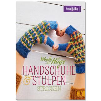 Buch - Woolly Hugs Handschuhe & Stulpen stricken