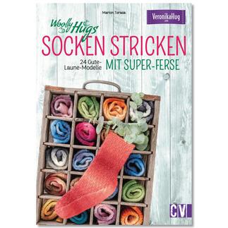 """Buch - """"Woolly Hugs - Socken Stricken mit Superferse"""""""