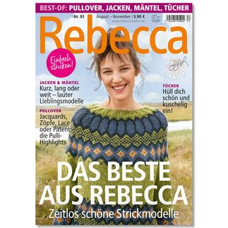 Heft - Rebecca Nr. 83