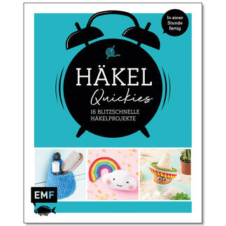 Buch - Häkel Quickies