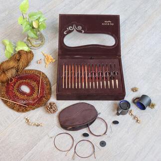 KnitPro® Geschenk-Set Knit & Sip
