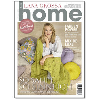 Heft - Lana Grossa Home No. 73